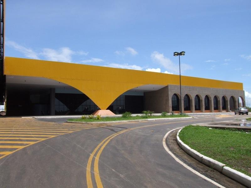 Resultado de imagem para centro de convenções de São Luís